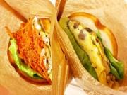 妊婦の糖質オフ◎野菜サンド(研究中)の写真