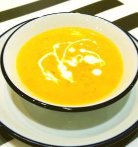 濃厚かぼちゃスープ☆キヌア入り