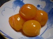 金柑の甘露煮の写真