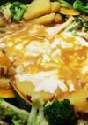 自家製タレで野菜もりもりチーズタッカルビ