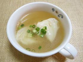 ヤマブシタケ(山伏茸)のスープ