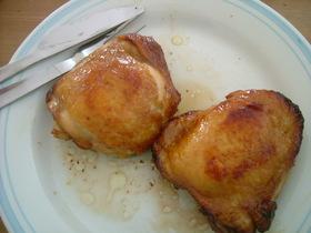 簡単美味しい!鶏もも肉オーブン焼き☆