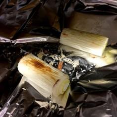 トースターで焼きネギ★簡単