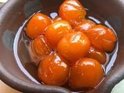 きんかんの甘露煮(高知県土佐市の郷土食)の写真