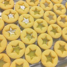 インスタ映え☆ステンドグラスクッキー