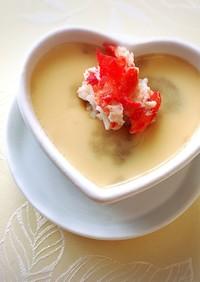 蟹味噌茶碗蒸し