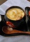 ゆりねのミルクチーズ茶碗蒸し