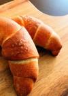 ライ麦と米粉のヘルシー塩パン