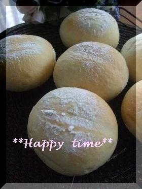 大好き♪ハイジのふわふわ白パン