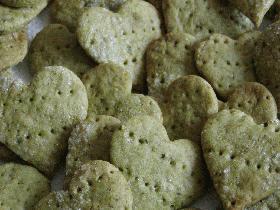 ★DoDoさんのアトピッ子クッキー・抹茶味★