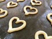 ホワイトデーにも☆想いを伝える♥クッキーの写真