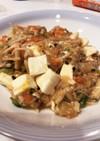 お野菜も一緒に簡単 麻婆豆腐