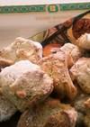 米粉と塩麹クッキー