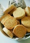 プレーンアイスボックスクッキー