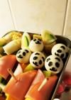 パンダたまご♥お弁当、パーティーにも♥