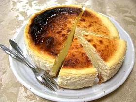 とろ~りベイクドチーズケーキ
