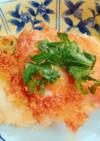 豆腐ベーコン巻きのパン粉焼き