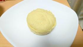 超簡単!レンジで作る蒸しパン風ケーキ