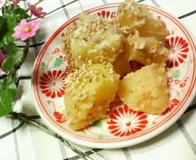 ✿柚子サワーで❀ジャガ✿味噌バター