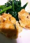 きのこ豆腐ハンバーグ