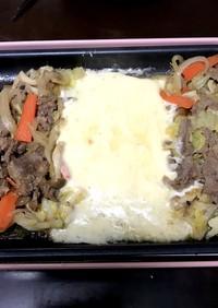 焼肉のタレに合うならとチーズジンギスカン