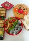 子供とピクニック行楽弁当⭐運動会にも⭐️