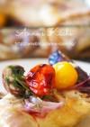 オーブンで簡単★鶏もも肉と野菜のグリル♡
