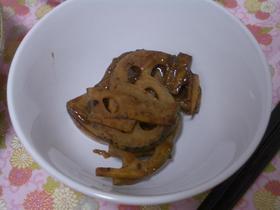 ☆レンコンの味噌きんぴら★