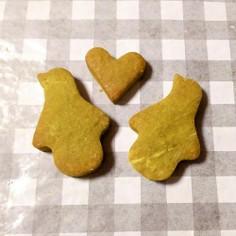 堅い硬い固いかたいクッキー(仮)