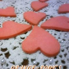 バレンタイン♡ストロベリっちょ♪クッキー