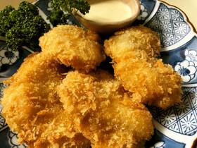 ふわふわ鱈フライ~カレーソース添え~