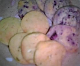 スイートなスイートポテトクッキー*^^*