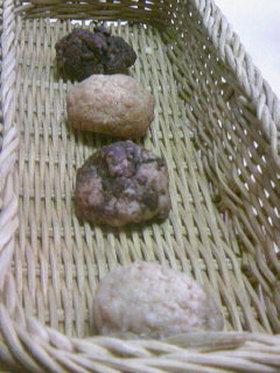 材料3つで素朴なクッキー