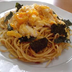 のり玉スパゲティ