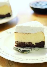 三色チーズケーキ