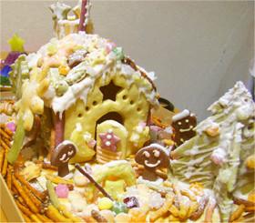 クリスマスバージョン☆ お菓子の家♪2