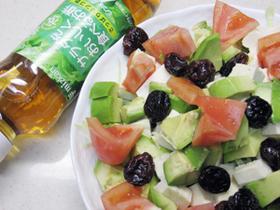 リンゴ酢サラダ