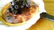 糖質オフ☆ホエーとプロテインのパンケーキの写真