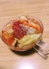 身体に優しい✨お野菜を食べるスープ✨