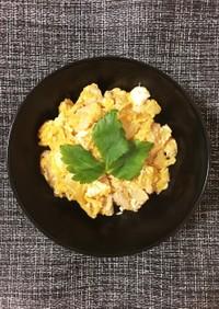 【15分】白だしと麺つゆで親子丼
