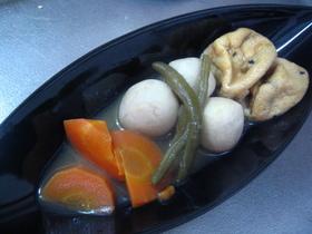簡単!里芋の煮物。