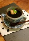 みりんで珈琲ゼリー(カフェイン、砂糖0)