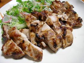 簡単♫ 鶏肉のクレイジーソルト焼き