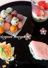 初節句ひな祭り膳♡(離乳食後期11ヶ月)