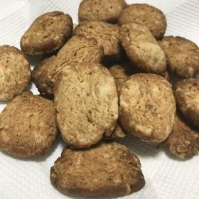 ポリ袋で簡単クッキーおからパウダー入り