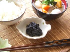 海苔の佃煮♪手作りご飯ですよ~♪