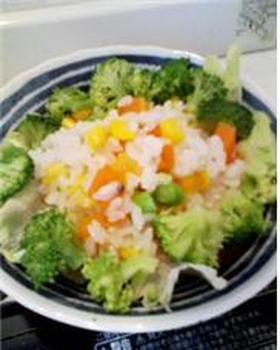 ライ酢サラダ