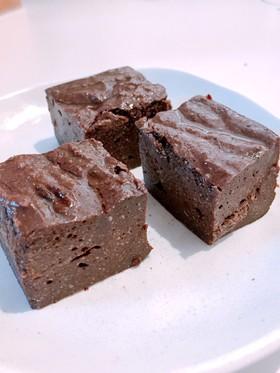 簡単!豆腐の生チョコケーキ?アイス?