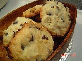 フツーのチョコチップクッキー