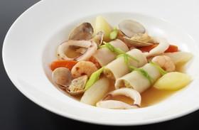 【米粉】米粉ロールアサリのスープ仕立て